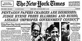 Pentagon Papers, at 40 (3/3)