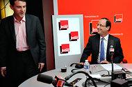 Media & politics: France v U.S.  (1/2)