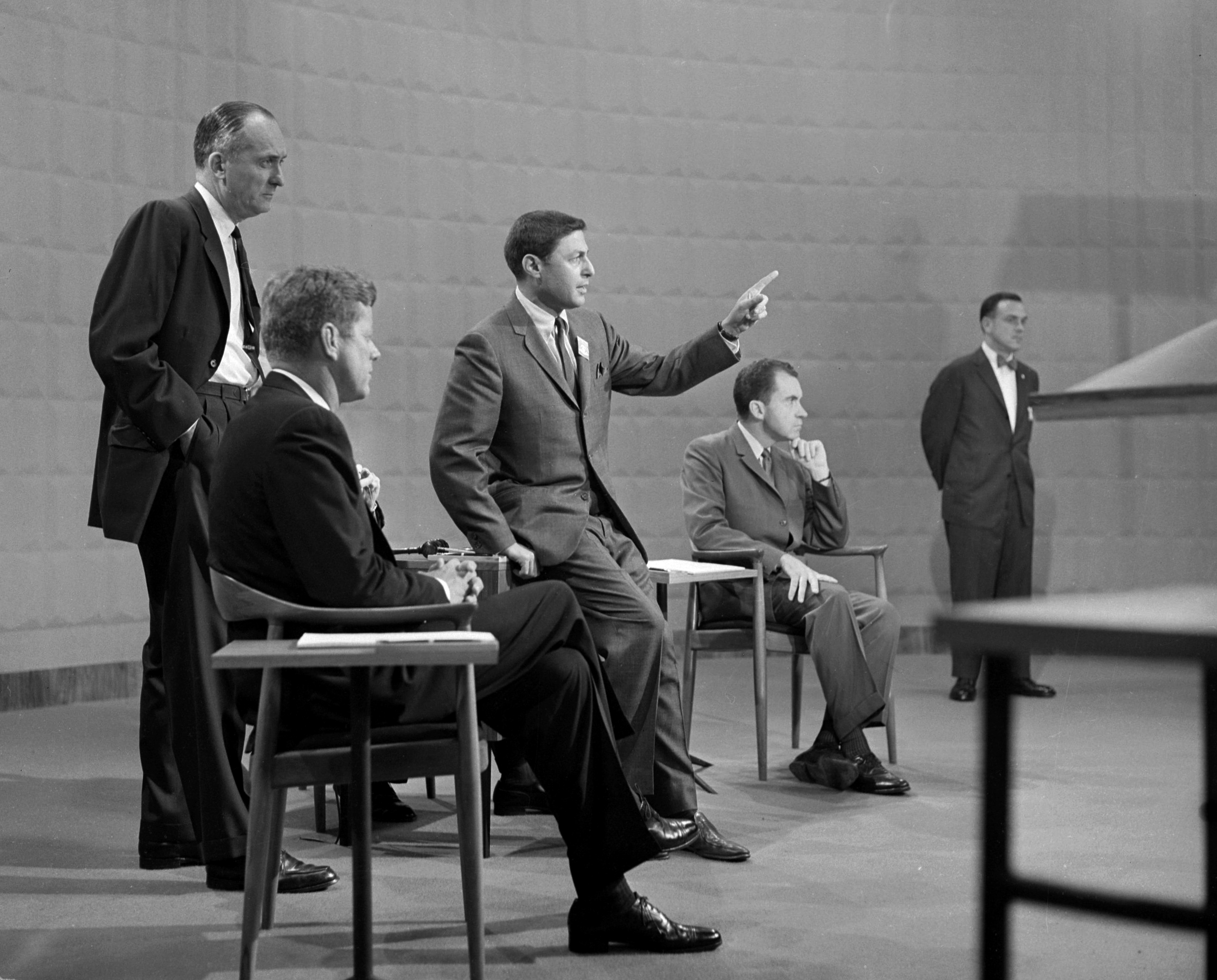 Presidential debates: some background | Prof Chris Daly's Blog