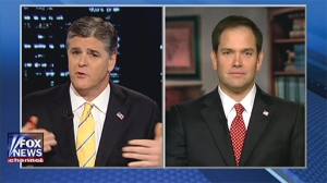 "Sean Hannity, appearing with Marco Rubio, now accepts a ""path to citizenship"" for Latinos and other immigrants."