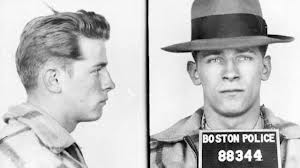 Whitey Bulger, courtesy of Boston PD. One of the greatest mugshots in the history of the genre.