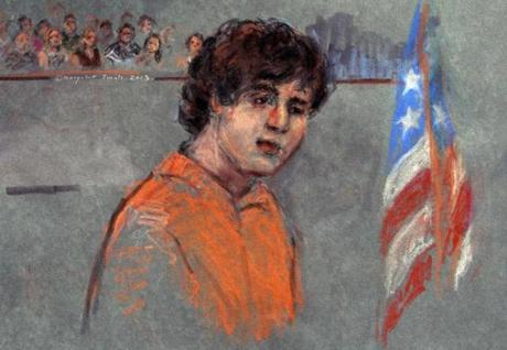 Suspected terrorist Margaret Small/AP