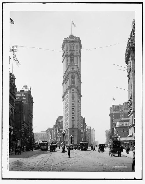 NYT Bldg 1908