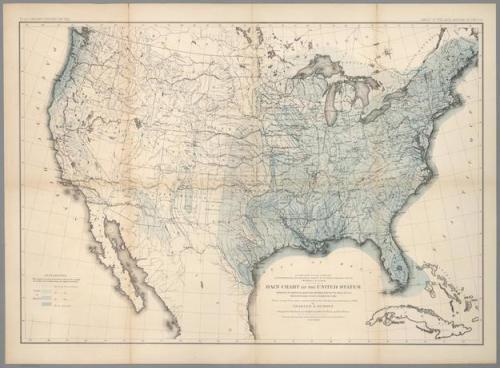 U.S. rain chart