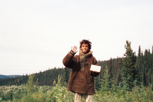 "Chris McCandless, the subject of ""Into the Wild"""